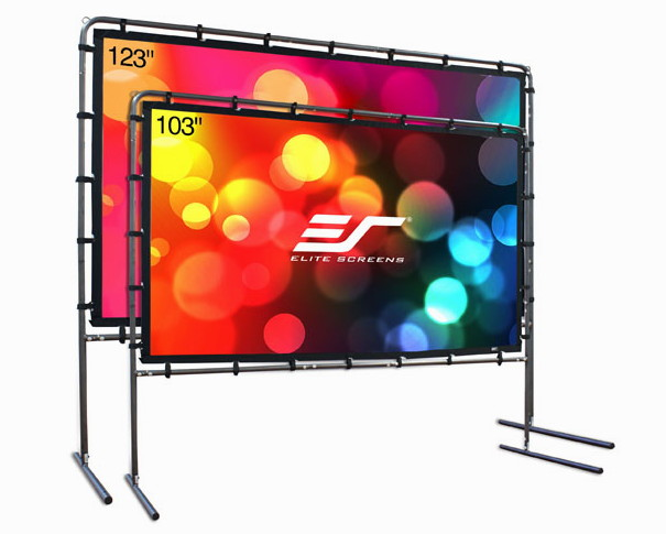 rear projection screens Looking for the ultimate in image quality if you have enough space for a built-in solution, and like to keep the equipment hidden, optical rear projection is the answer.
