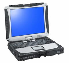 Toughbook CF-19 - Защищенный промышленный ноутбук Panasonic