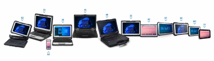 ������ ������� ������� Toughbook