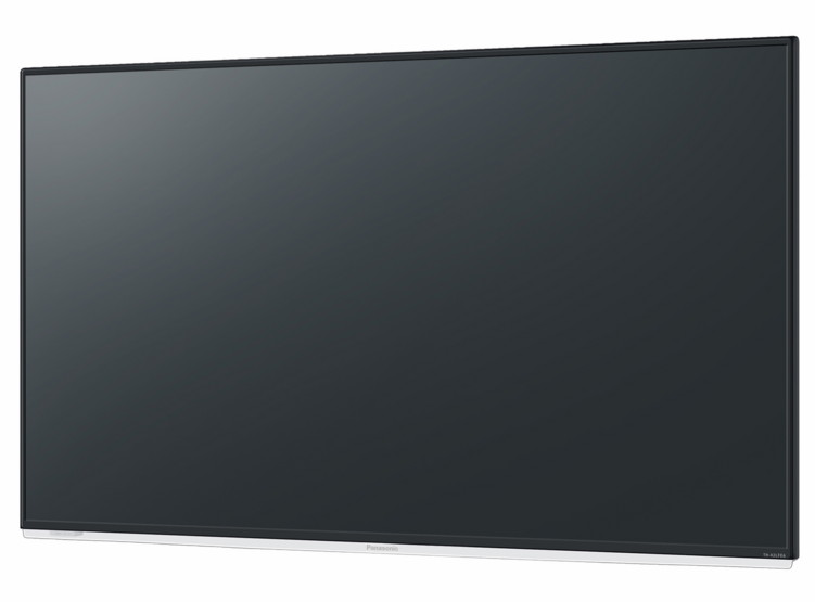Профессиональная LED LCD панель Panasonic TH-42LFE6E - вид сбоку