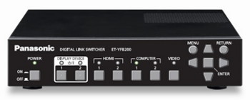 коммутатор DIGITAL LINK Panasonic ET-YFB200G