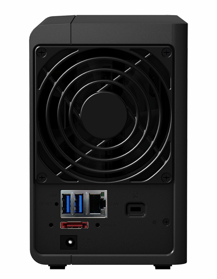 2-� �������� ������� ���������� Synology Disk Station  DS213+ - ��� �����
