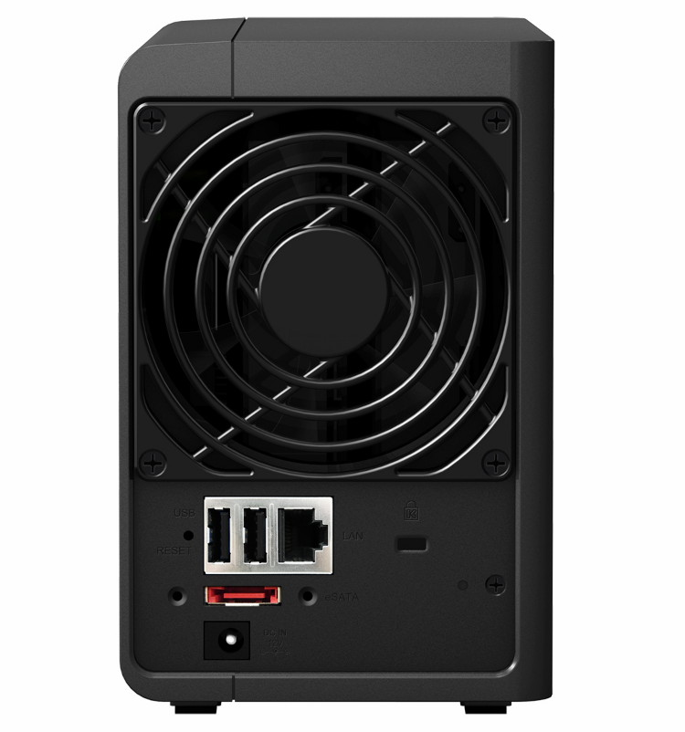 2-� �������� ������� ���������� Synology Disk Station  DS216+ - ��� �����