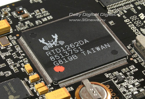 TViX mini R-2200 -Chip_Realtek