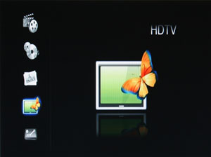 TViX mini R-2200 - Menu_HDTV
