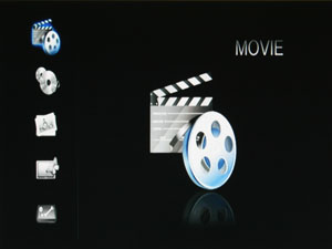 TViX mini R-2200 - Menu_Movie